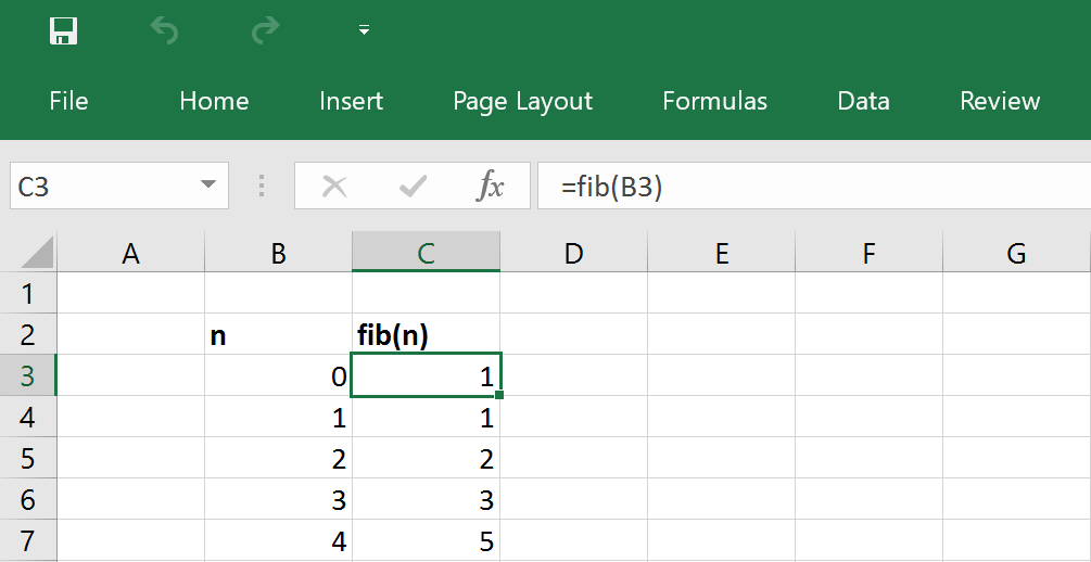 Introduction to PyXLL | The Python Excel Add-In