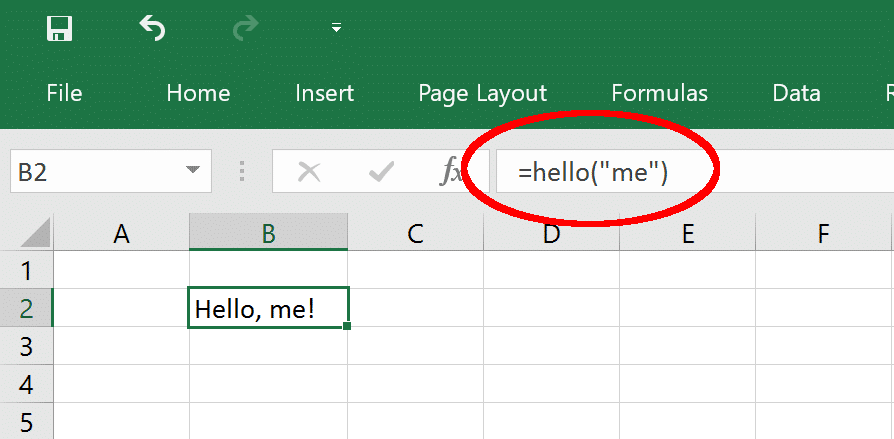 The Python Add-In for Microsoft Excel | PyXLL